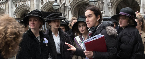 Interview: Director Sarah Gavron on 'Suffragette' & Women in Film