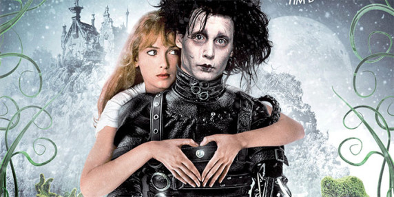 If You Hate Scary Movies, At Least There's 'Edward Scissorhands'