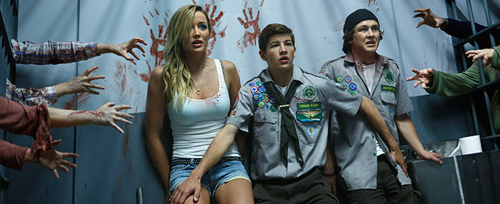 Review: 'Scouts Guide to the Zombie Apocalypse'