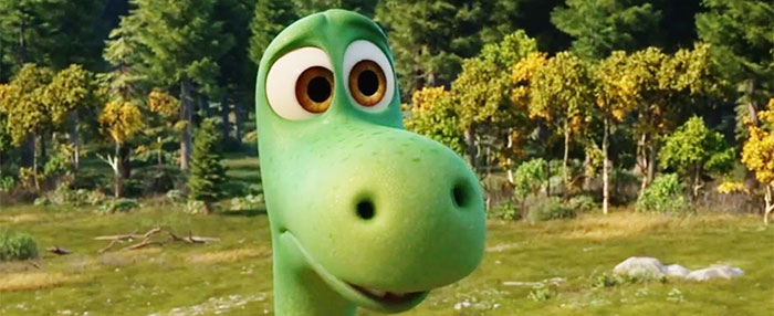 Why I Hated Pixar's 'The Good Dinosaur'