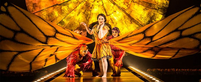 Cirque Du Soleil's 'Luzia' is Simply Amazing