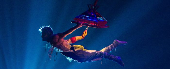 Cirque Du Soleil's 'Volta' Delivers Spectacle… To a Degree