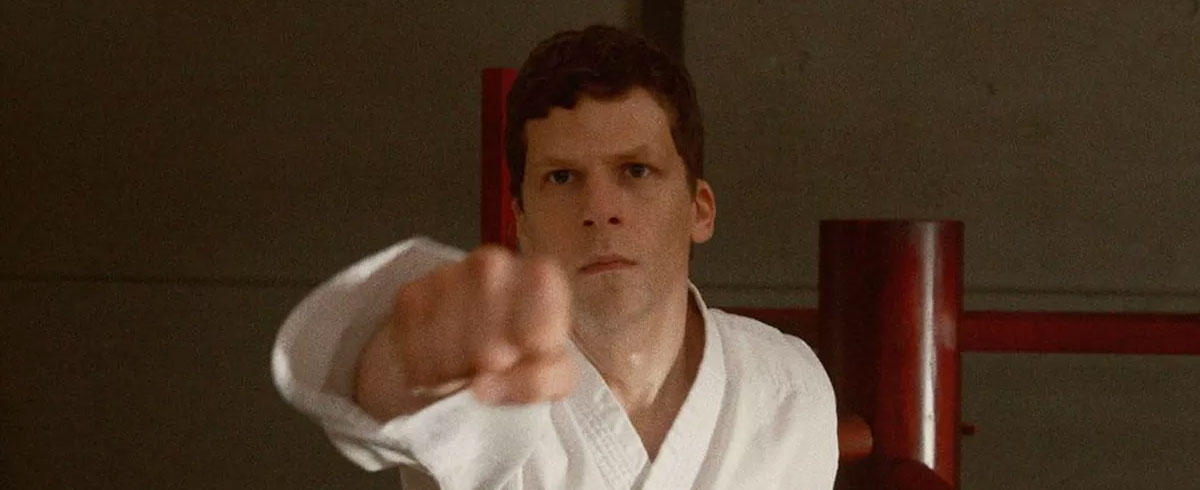 Riley Stearns: Why Jesse Eisenberg Pitied Him