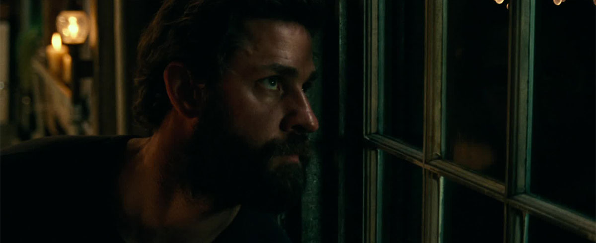 Terrifying 'A Quiet Place' Hits Blu-ray