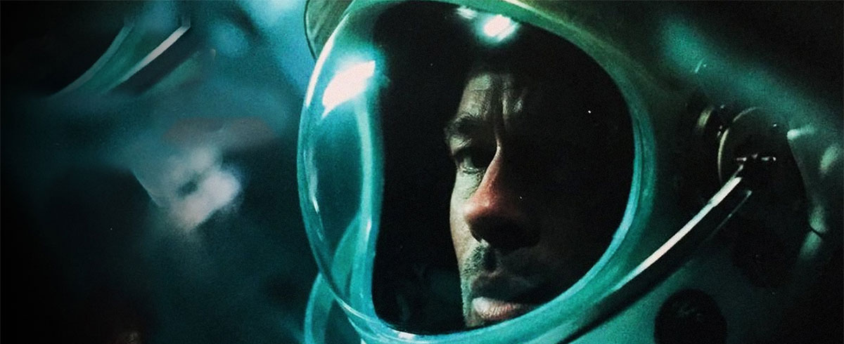 Watch the New 'Ad Astra' Trailer Starring Brad Pitt