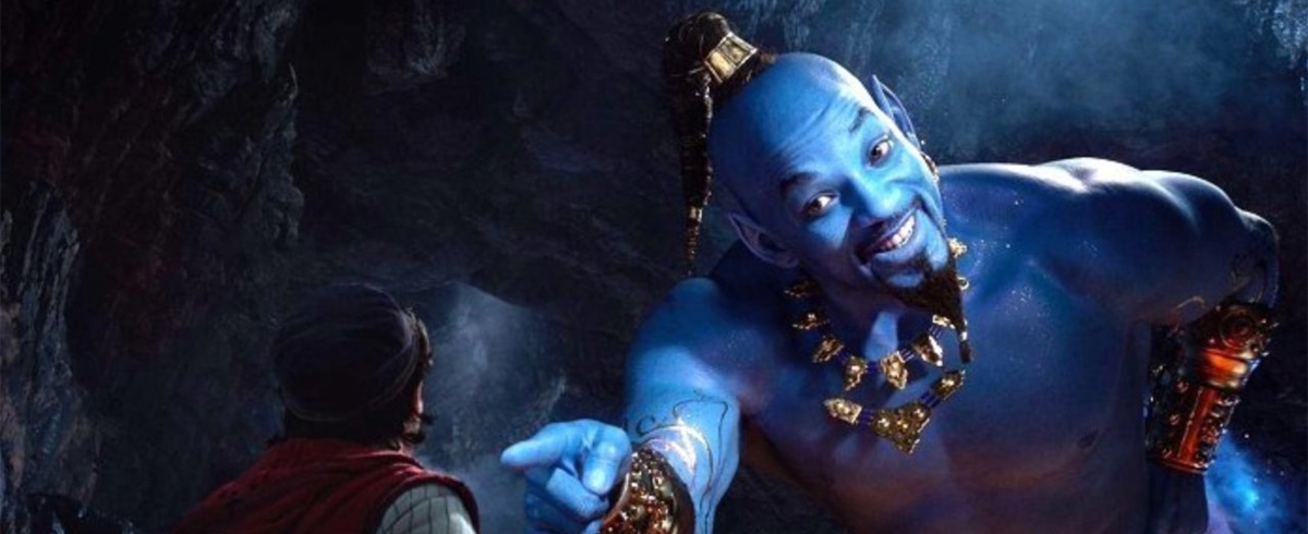 'Aladdin' is Entertaining Despite Being Not Good At All