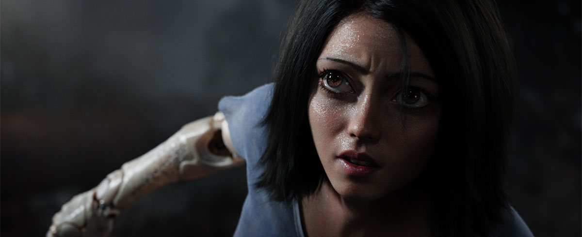 New 'Alita: Battle Angel' Trailer