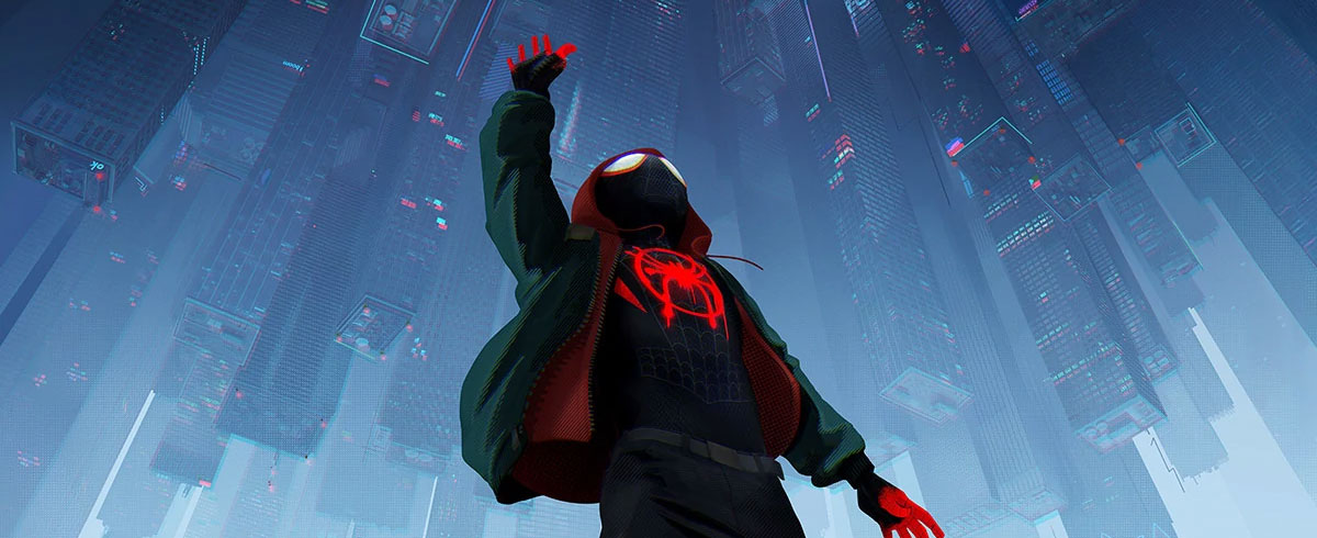 On Blu-ray: 'Spider-Man: Into the Spider-Verse'