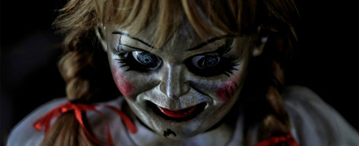 Don't Let 'Annabelle Comes Home' Through the Door