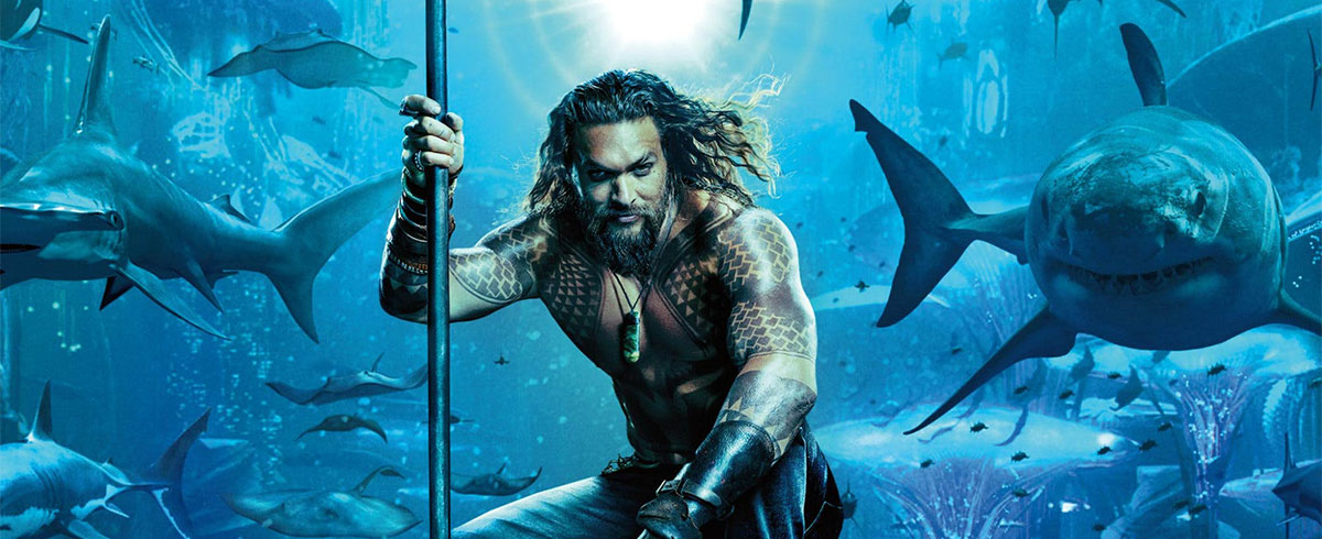 The Confounding Hit That Is 'Aquaman' Is Now on Blu-ray