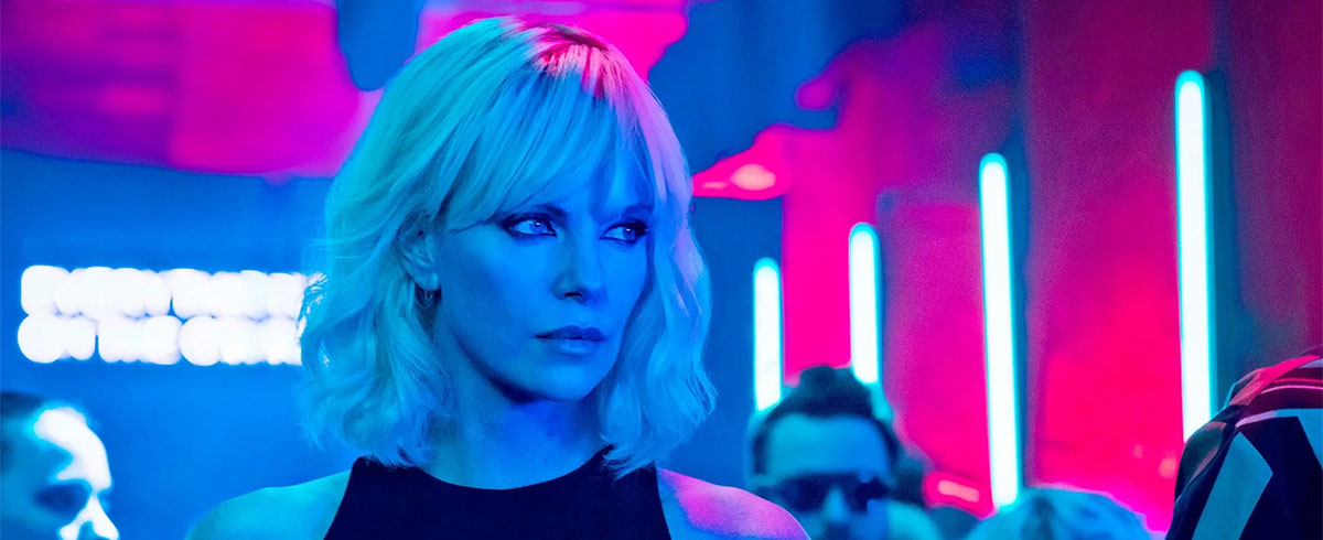 'Atomic Blonde' Review: Slick, Stylish, but Not Smart