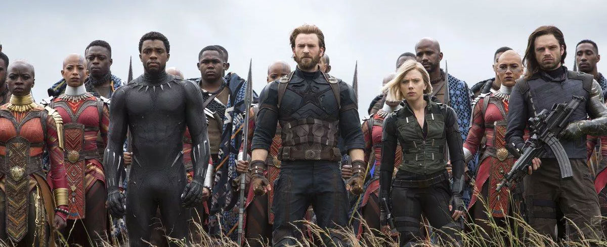 'Avengers: Infinity War' Blasts onto Blu-ray