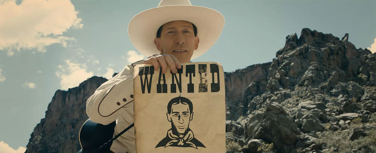 Review: 'The Ballad of Buster Scruggs'