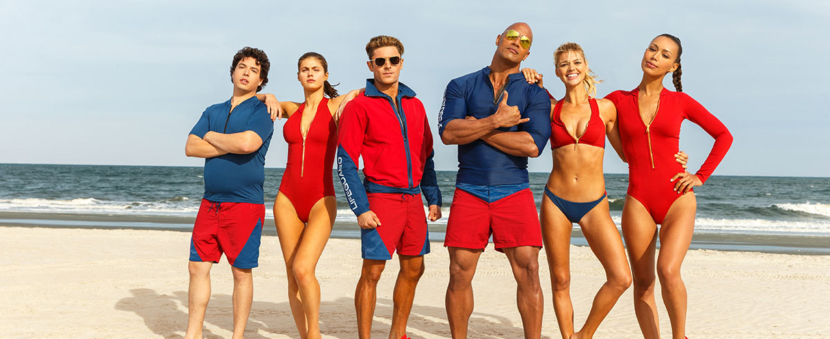 Review: 'Baywatch'