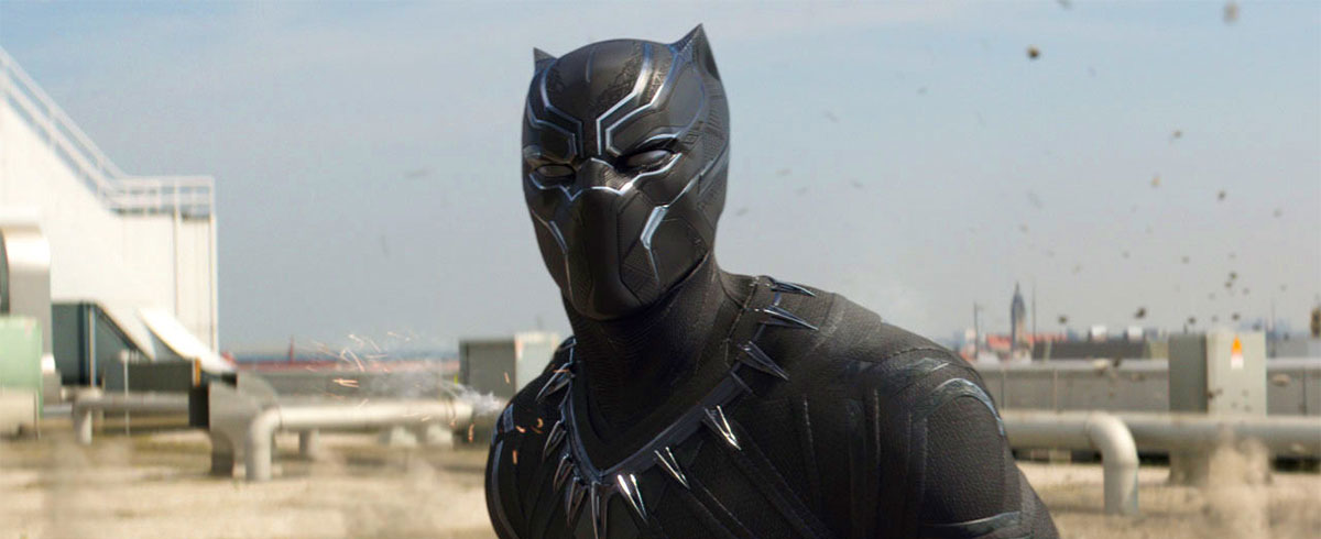 Now on Blu-ray: 'Black Panther'