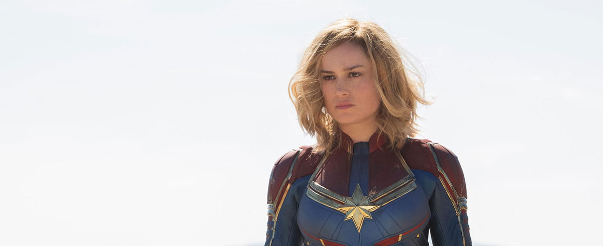 'Captain Marvel' is No Marvel