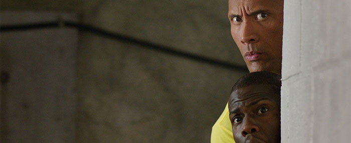 On Blu-ray: 'Central Intelligence' a Covert Shrug