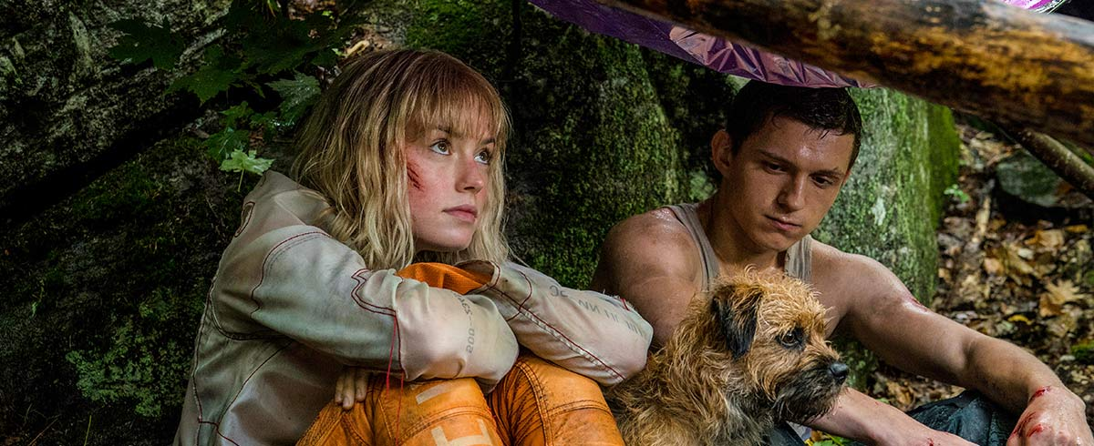 Daisy Ridley and Tom Holland Team Up in 'Chaos Walking' Trailer