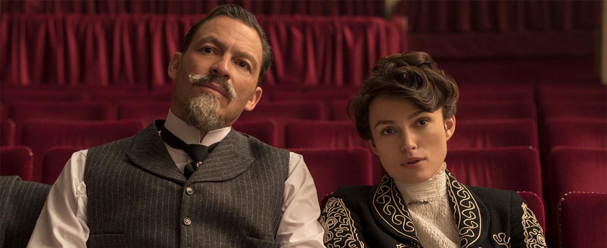 'Colette' Strolls onto Blu-ray