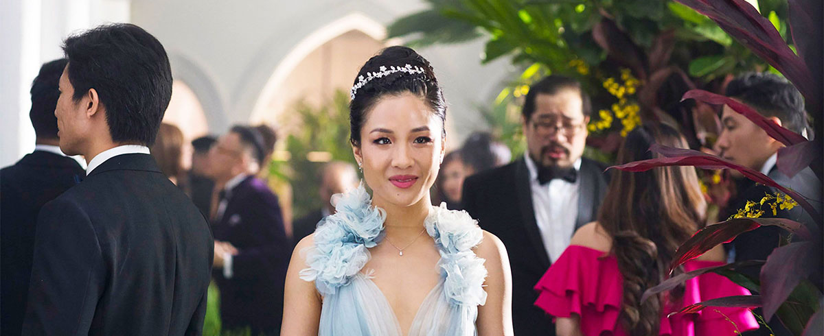 'Crazy Rich Asians' is a Blast
