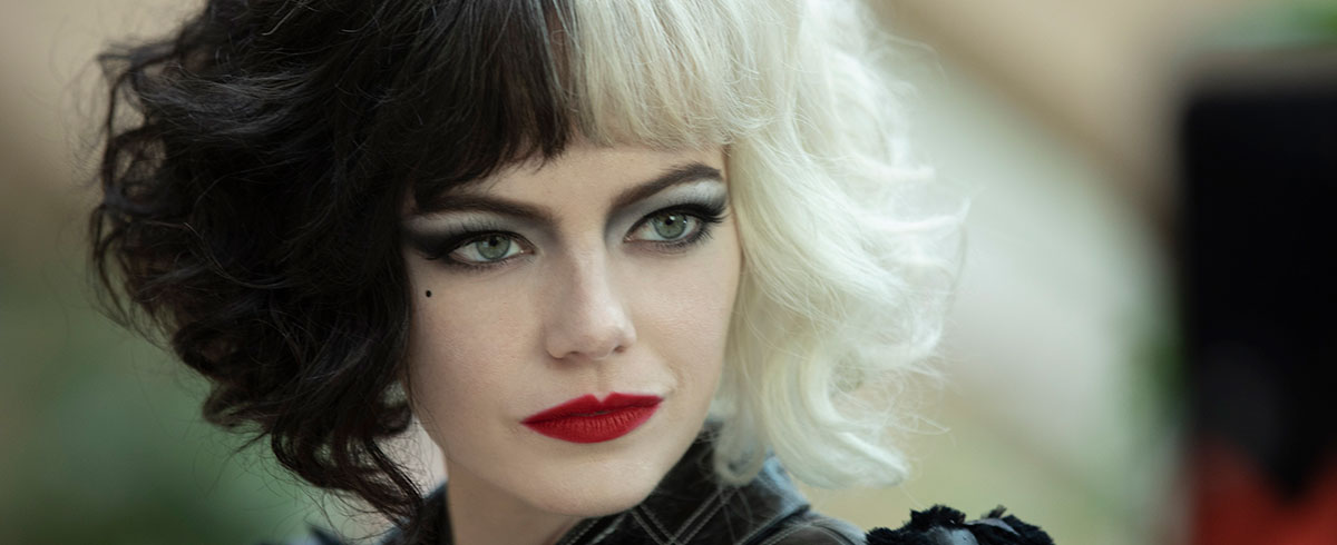 Emma Stone is 'Cruella' in First Trailer