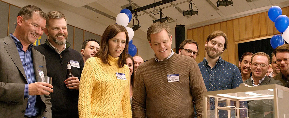 Review: 'Downsizing' Falls Short