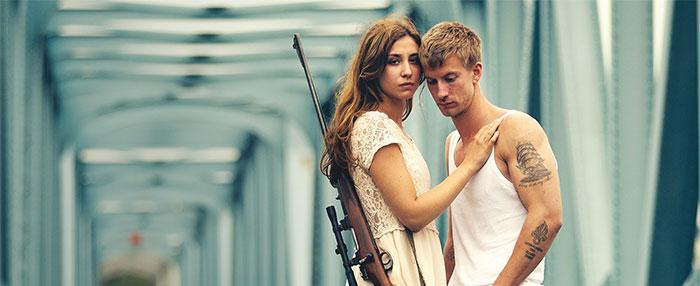 Filip Berg and Madeline Martin