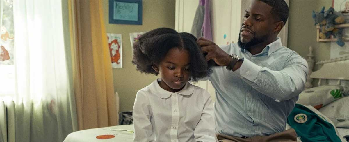 See Kevin Hart in New 'Fatherhood' Trailer