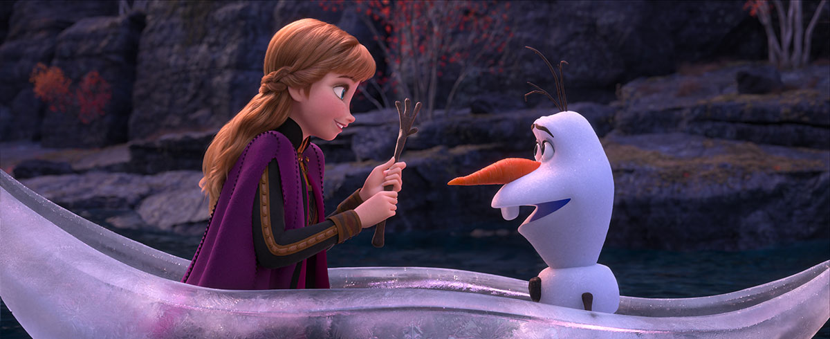 Disney Has Debuted the New 'Frozen 2' Trailer