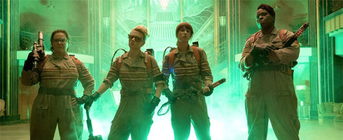 'Ghostbusters' Proves You Don't Need Men to Fight Ghosts