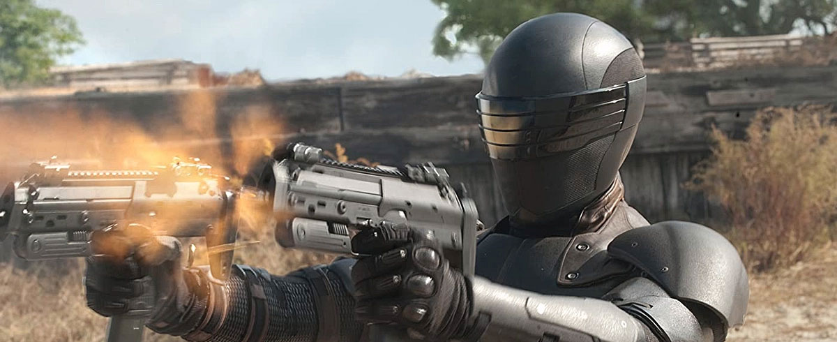 Snake Eyes Delivers Solid Action, Confusing Characters