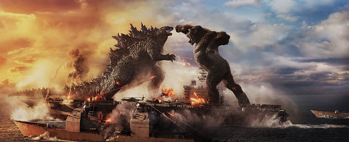 The 'Godzilla vs. Kong' Trailer is Here