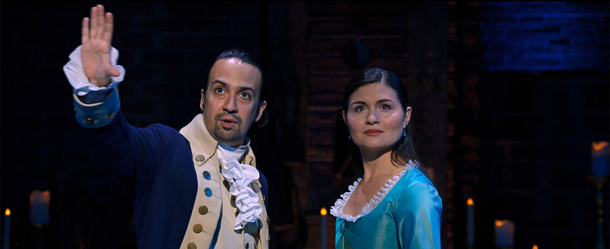 A Very Late but Important 'Hamilton' Review
