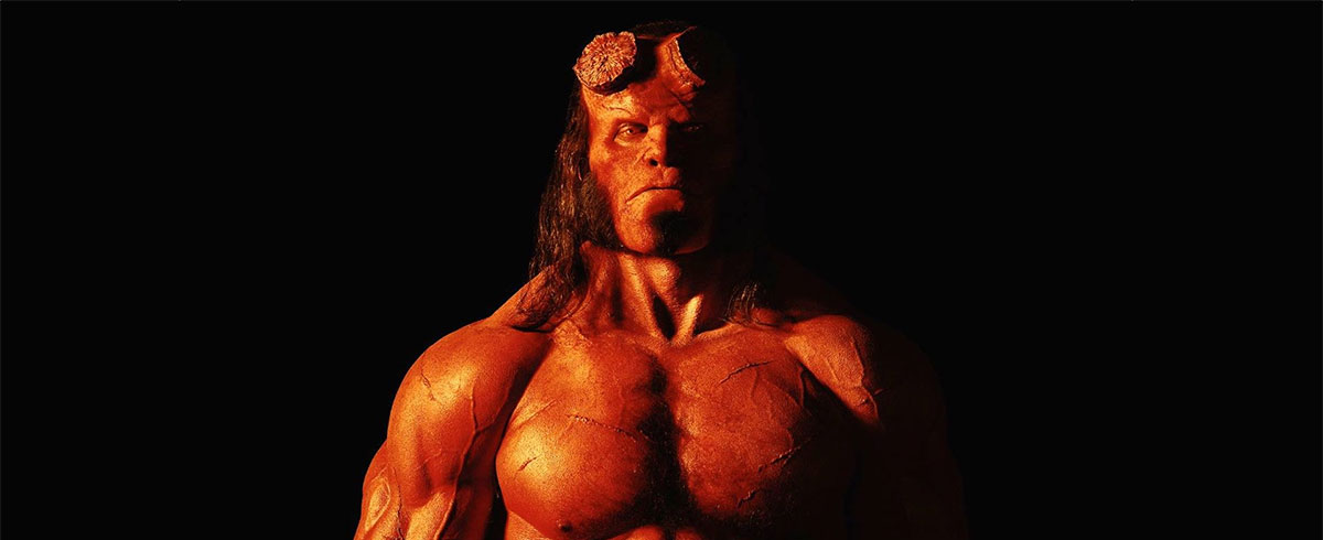 The New 'Hellboy' Trailer is Here