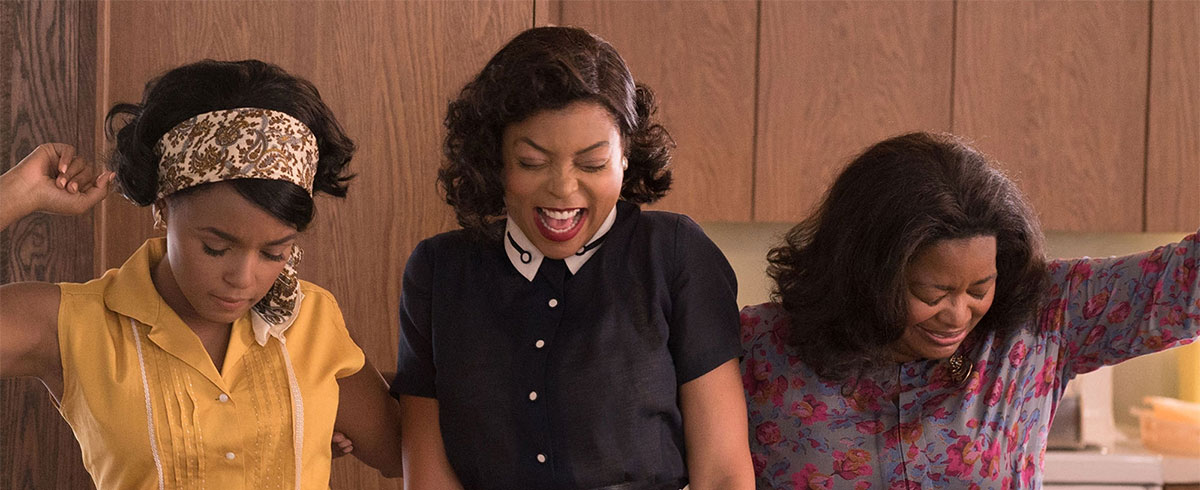 'Hidden Figures' Emerges on Blu-ray