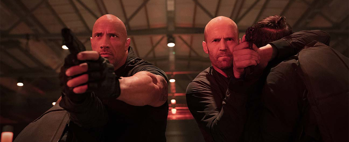 Hobbs & Shaw is Stupid, and the Action Ain't Great