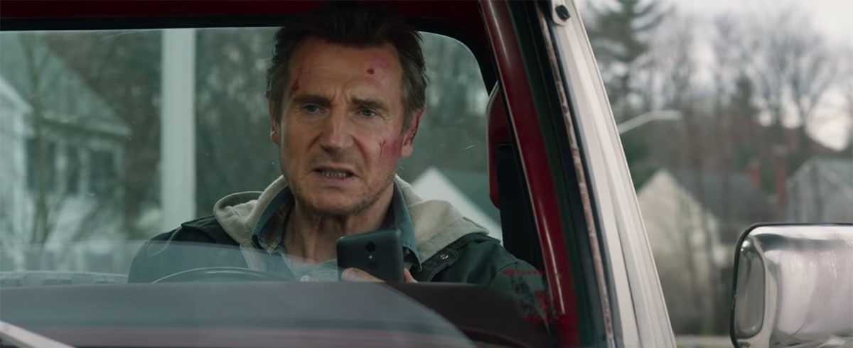 Liam Neeson Debuts as the 'Honest Thief' in First Trailer
