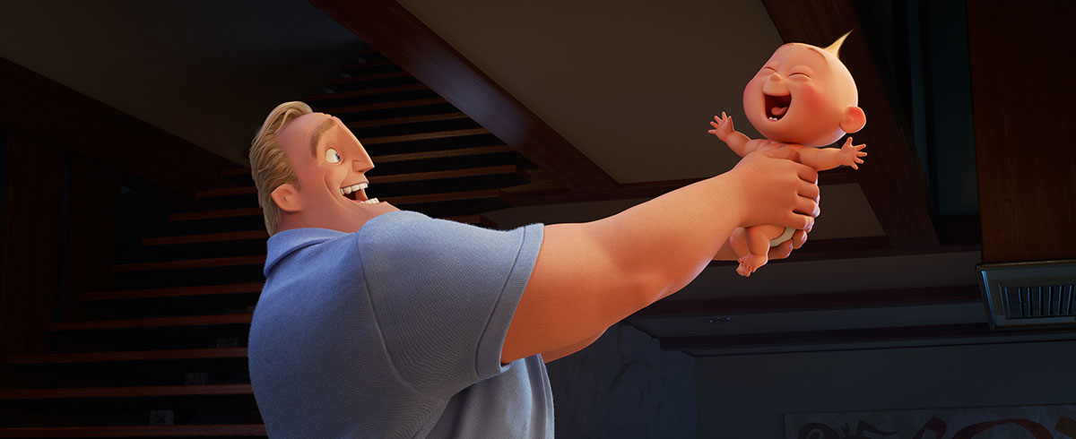 The First 'Incredibles 2' Teaser Trailer is Here!