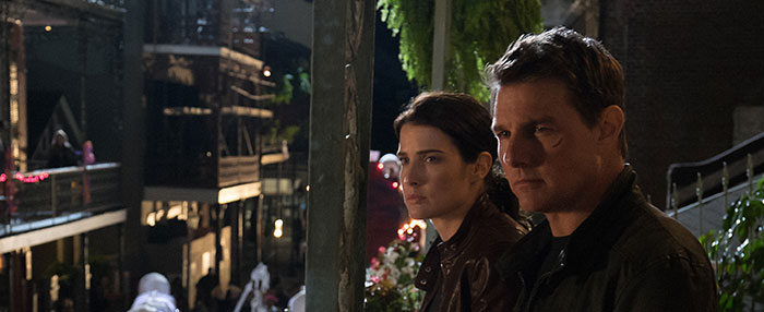 The First 'Jack Reacher: Never Go Back' is Here