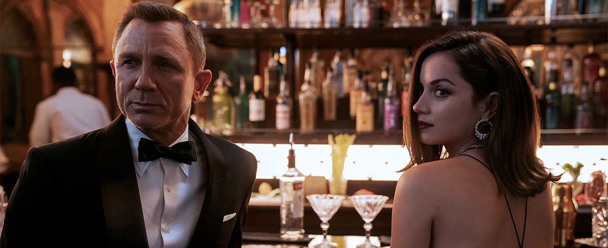 James Bond Returns in First 'No Time to Die' Trailer