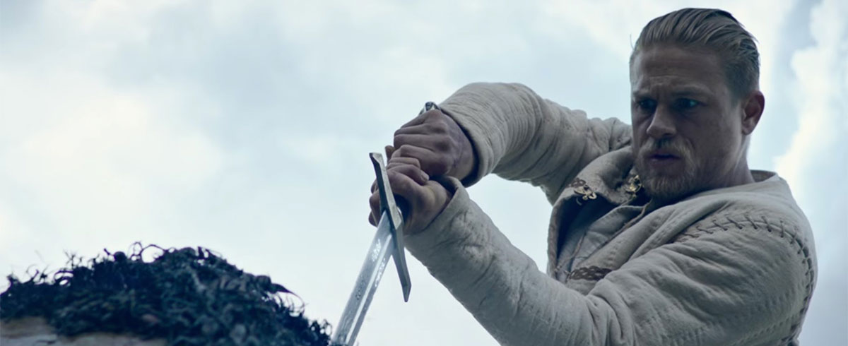 'King Arthur: Legend of the Sword' Gives Zero F**ks