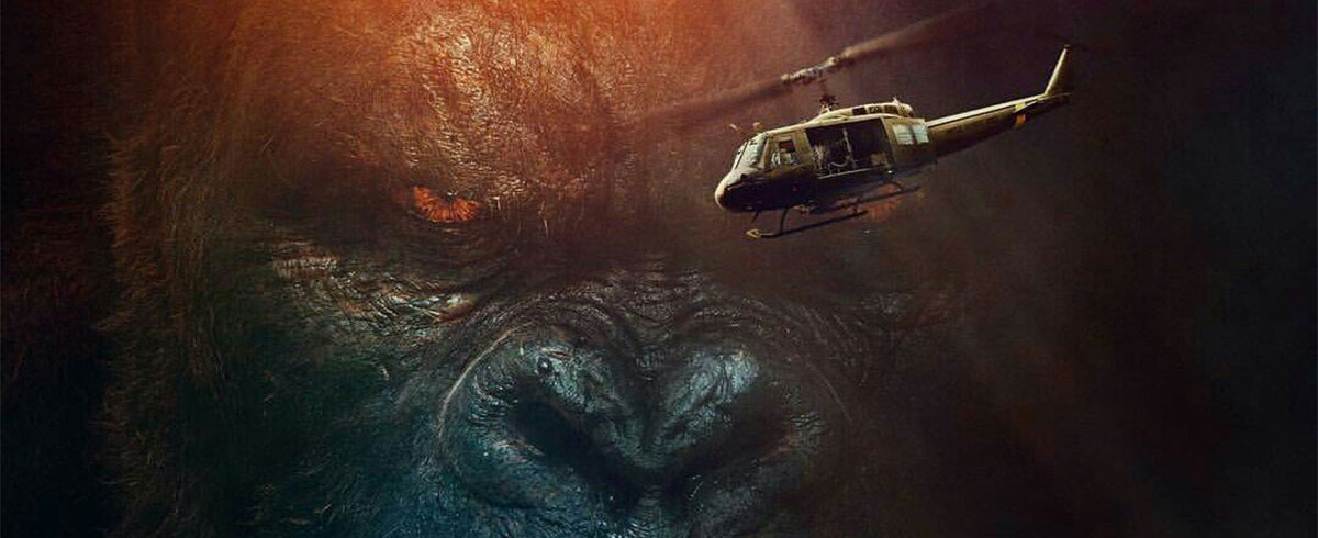 Kong: Skull Island - Planet of Nopes