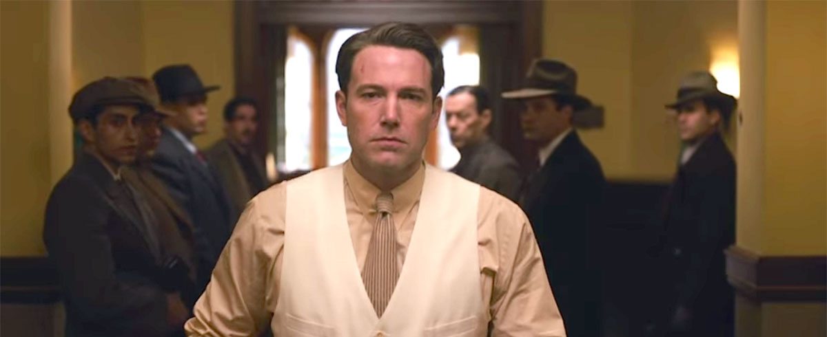 Review: 'Live by Night' a Miss for Ben Affleck