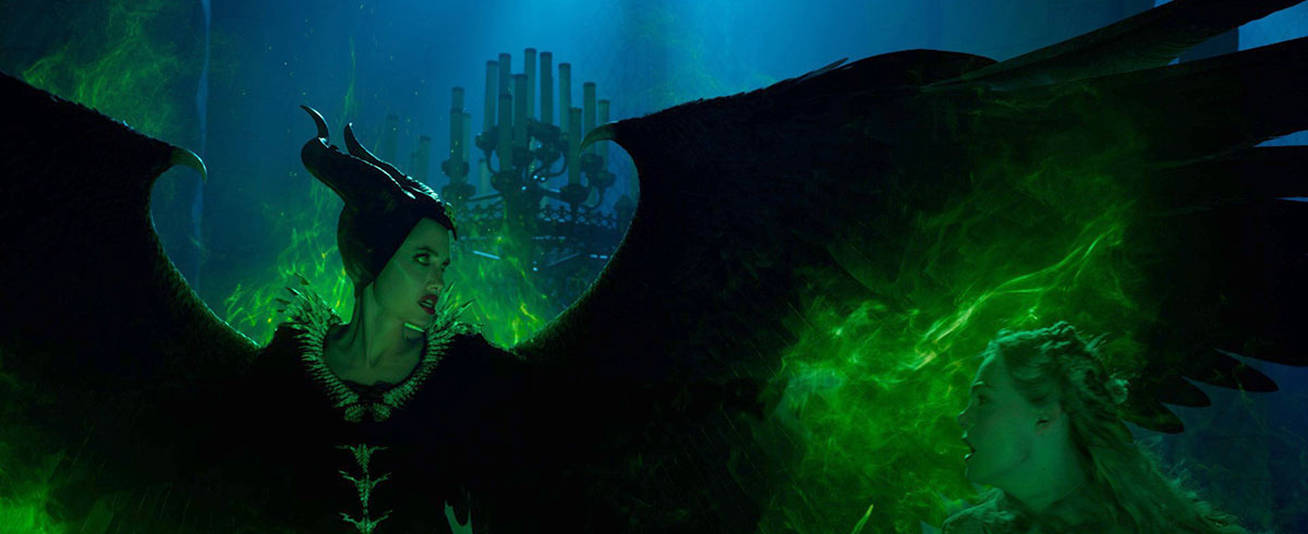'Maleficent' Returns in a New Trailer