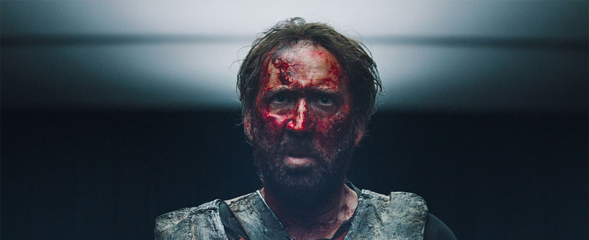 Nic Cage Murders Demons in 'Mandy'