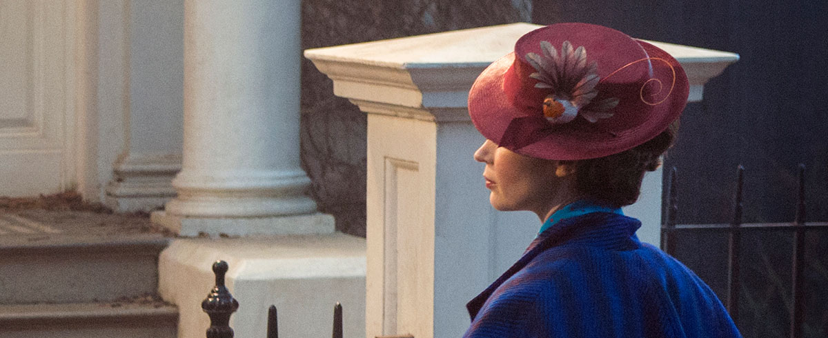 Watch the New 'Mary Poppins Returns' Trailer