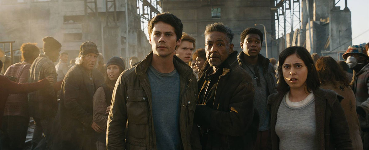 The Final Trailer for 'Maze Runner: The Death Cure' is Here