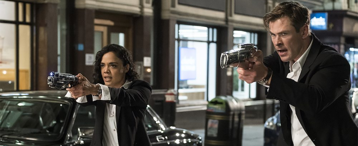 'Men in Black: International' Demands a Neuralizer