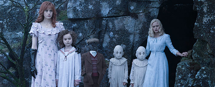 Review: Miss Peregrine's Home for Bored Audiences
