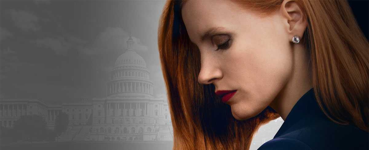 Review: 'Miss Sloane' One of the Year's Best Movies